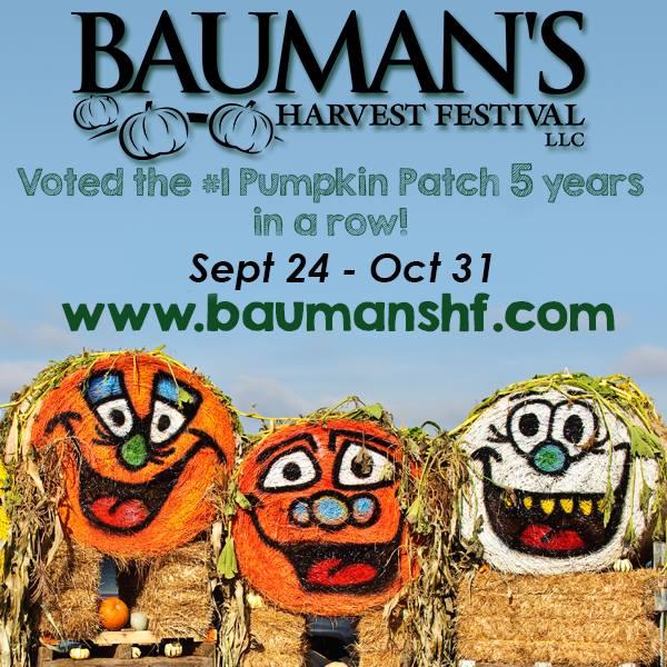 4. Bauman's Farm and Garden