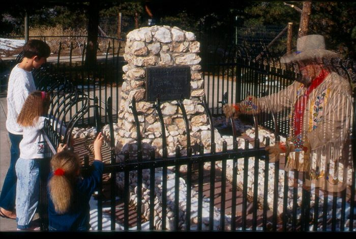 6. Buffalo Bill Museum and Grave