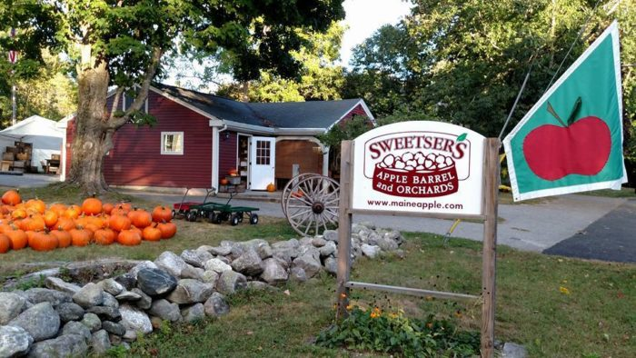 10. Sweetser's Apple Barrel and Orchards, Cumberland
