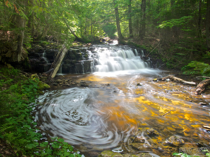 7. Chapel Trail/Mosquito Falls Loop (Pictured Rocks National Lakeshore)