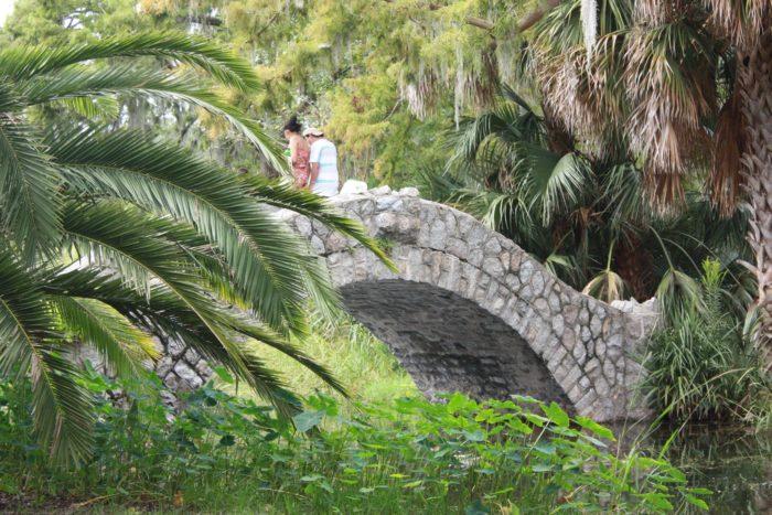 4) Stone Bridge, New Orleans City Park