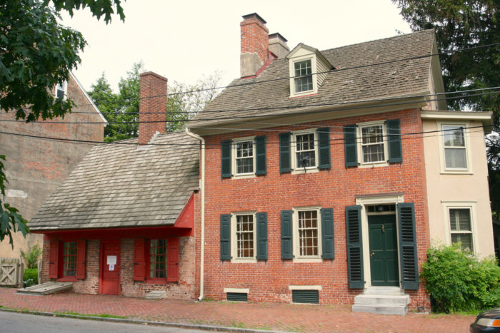 7. The Historic District In New Castle