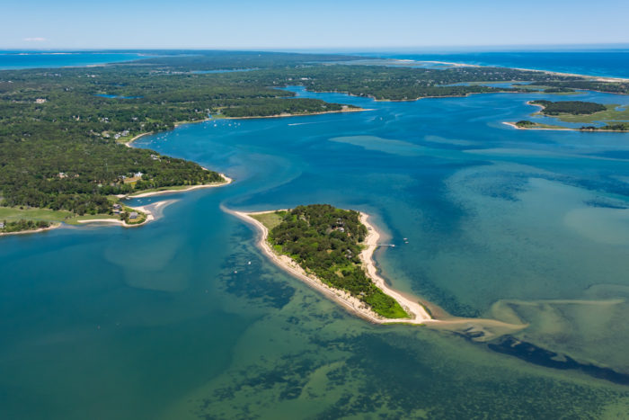This 25-acre Cape Cod landmark is on sale for the first time in generations.