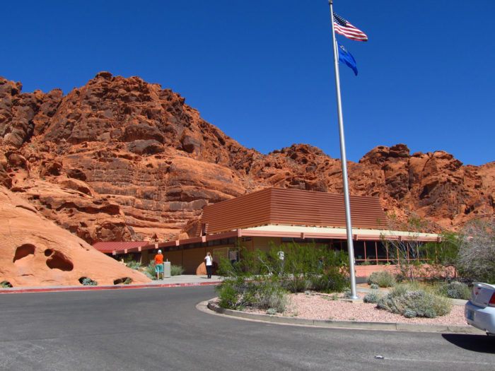 Stop at the Visitor Center to learn more about the park.