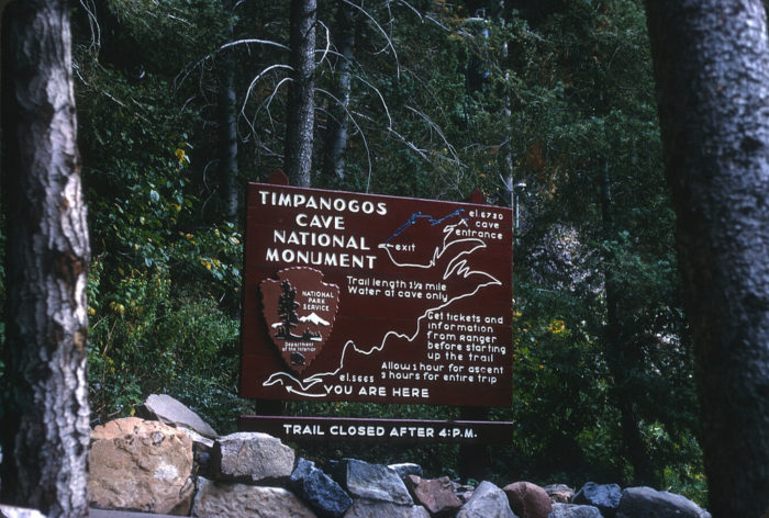 Just a few miles up American Fork Canyon, you'll come to Mount Timpanogos National Monument.