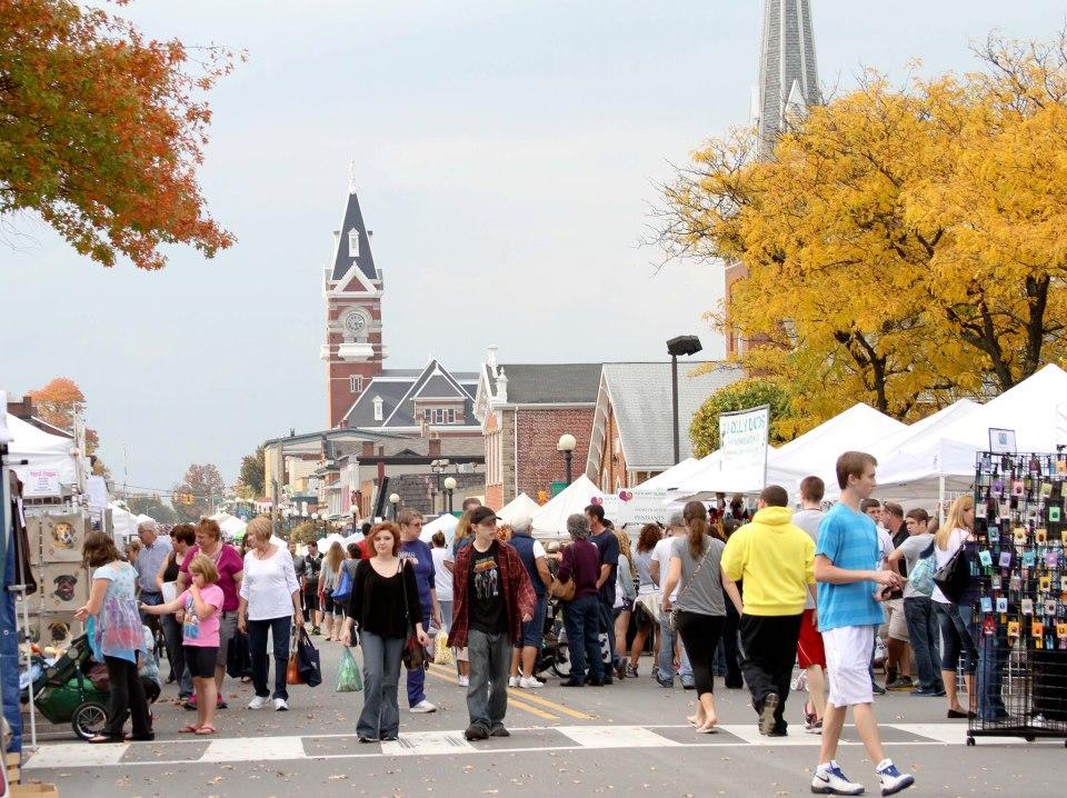 Craft Festivals In Northern Illinois