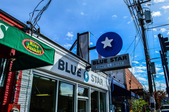 3. Blue Star Donuts