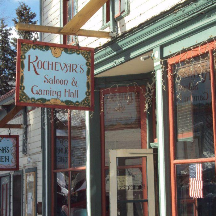 6. Kochevar's Saloon (Crested Butte)