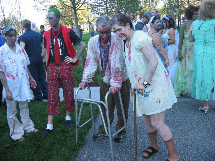 13. Zombie Pub Crawl