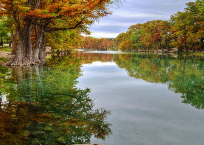 1. Garner State Park (Concan)