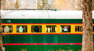 This Train Car In Idaho Is Actually A Restaurant And You Need To Visit