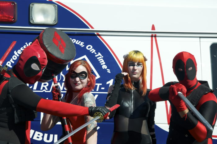 8. Superhero Street Fair: Oct. 22