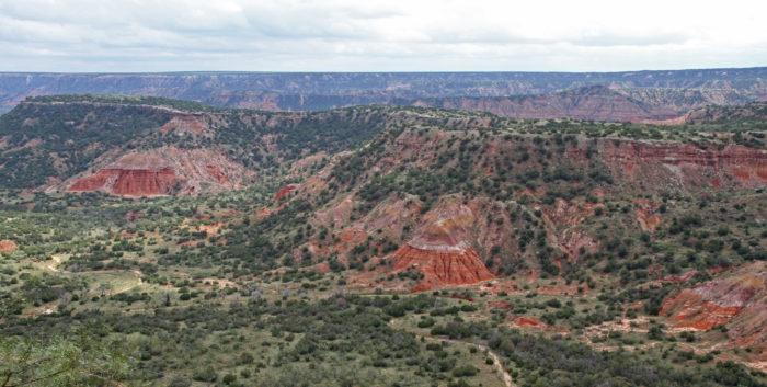 6. Palo Duro Canyon (Canyon)