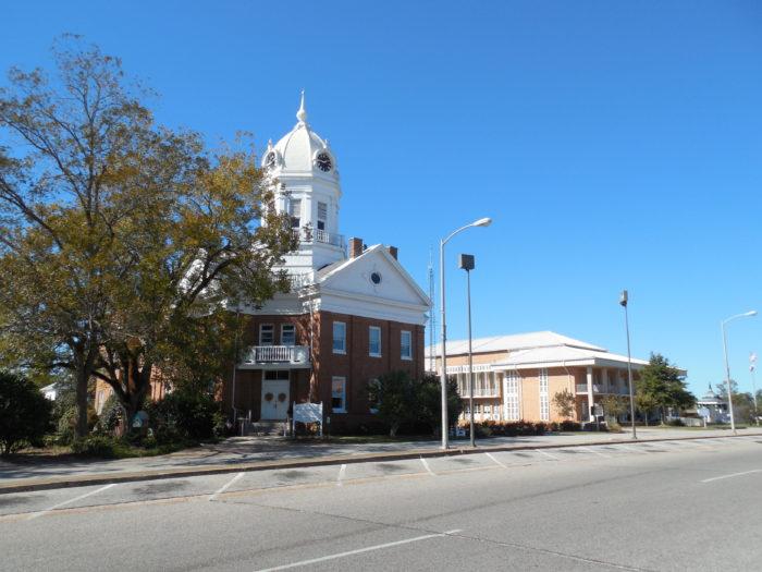 9. Monroeville - Population 6,327