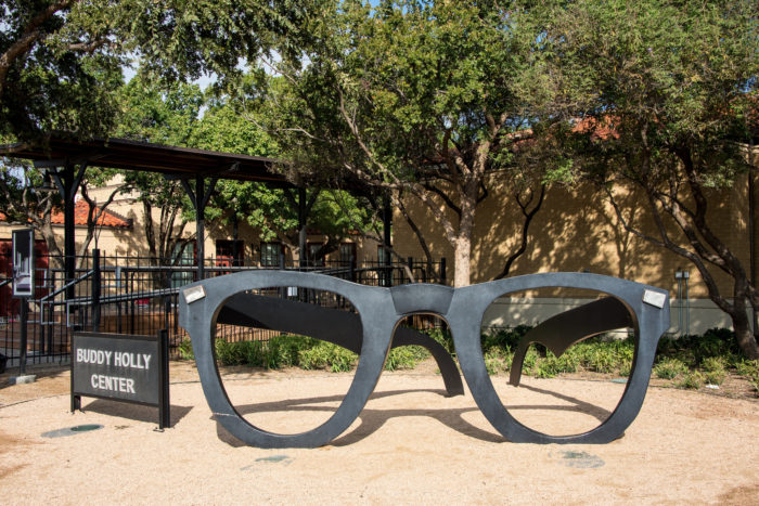 Though it's not exactly related to the town's Western heritage, the magazine also mentioned Lubbock's love of its native son and rock and roll icon, Buddy Holly.