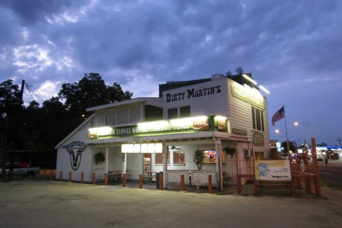 9. Dirty Martin's Place