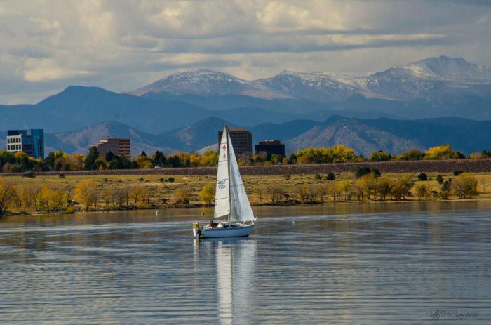 6. Cherry Creek Reservoir