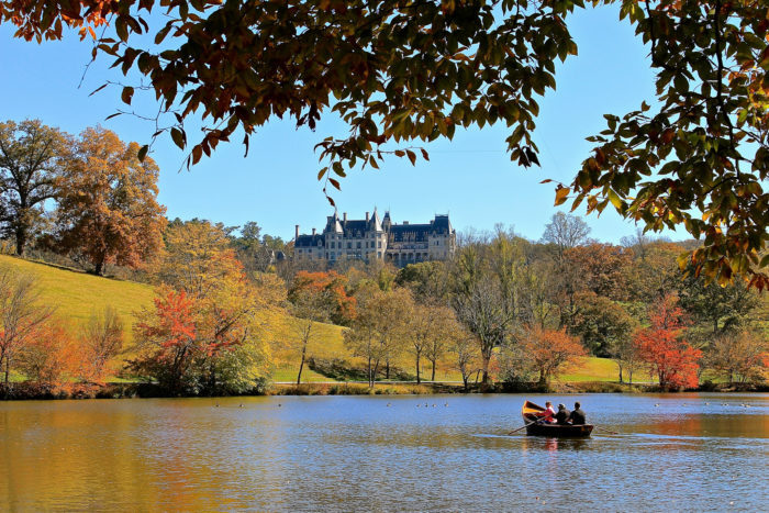 Asheville and other sights in elevation ranges of 2,000-3,000 will see the true pop of fall colors in the 2nd-3rd weeks of October.