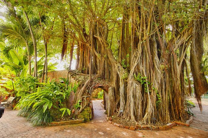 12. Key West Garden Club, West Martello Tower