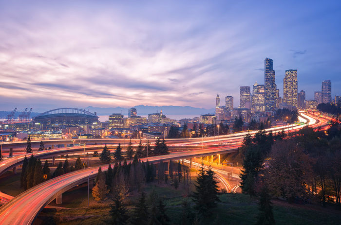 1. Washington is home to one of the greatest cities in the world.