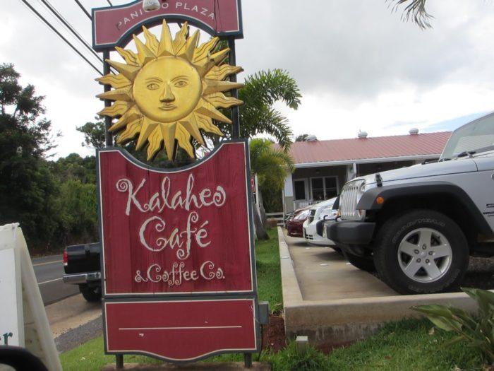 16. Kalaheo Cafe + Coffee Company, Kalaheo