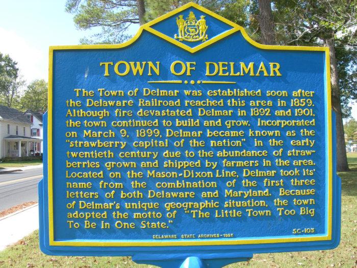 5. The Delmar Fires, 1892 & 1902
