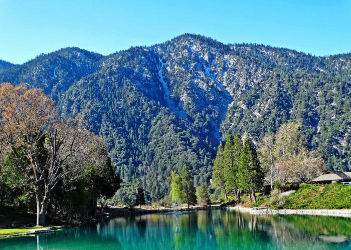 2. The Mountains