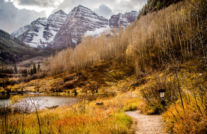 Whether you're a beginning or expert hiker, you are sure to find something to your liking with 5 different trails...