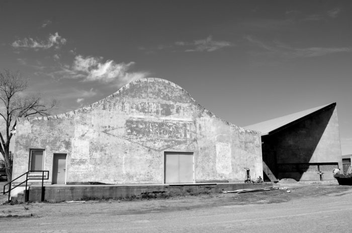 Although Marfa is a hub for artists, anyone without a specific agenda usually steers clear of the town.