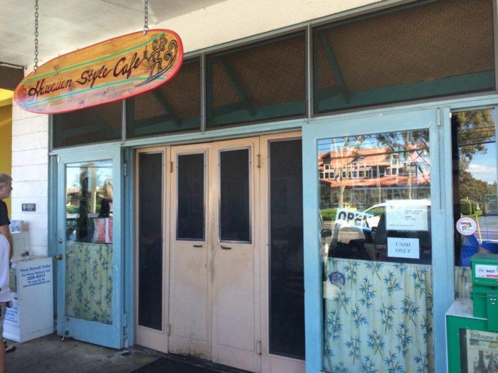 17. Hawaiian Style Cafe, Waimea
