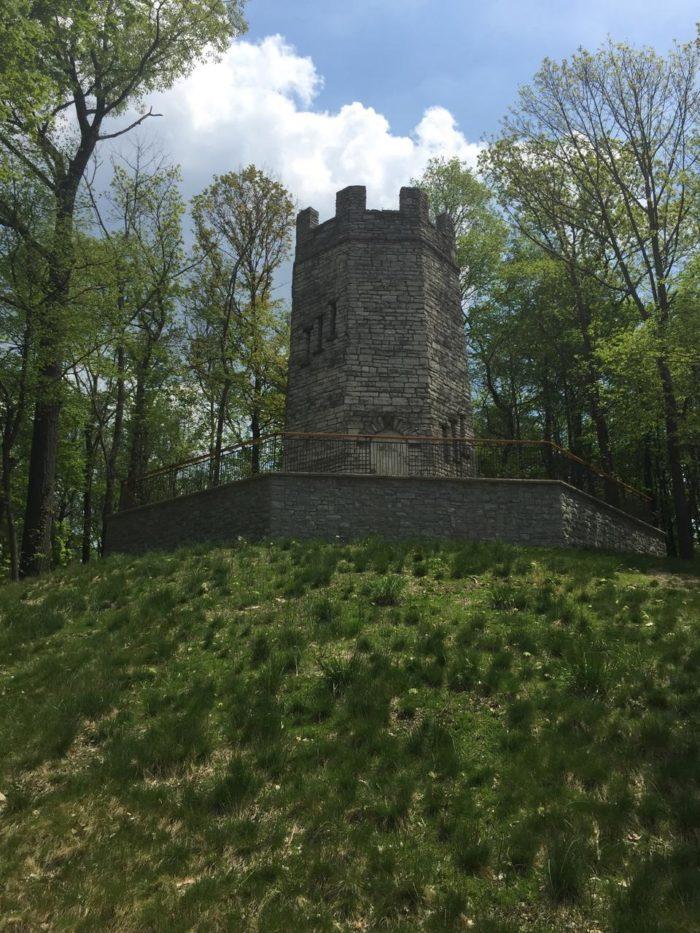 6. Frankenstein's Castle (Dayton)