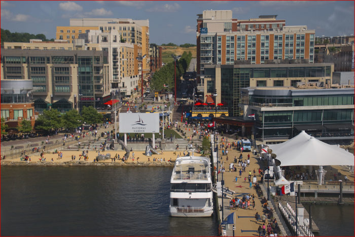 9. National Harbor