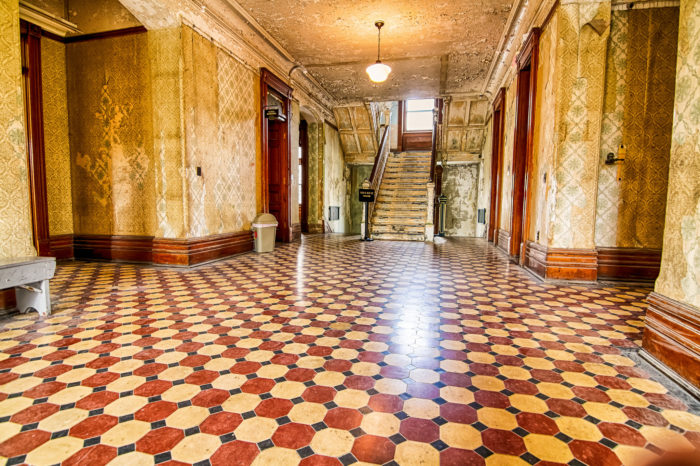 """The facility officially closed in 1990. And despite its disturbing history, four major motion pictures were filmed at the reformatory, the most famous being the """"The Shawshank Redemption"""" in 1993."""