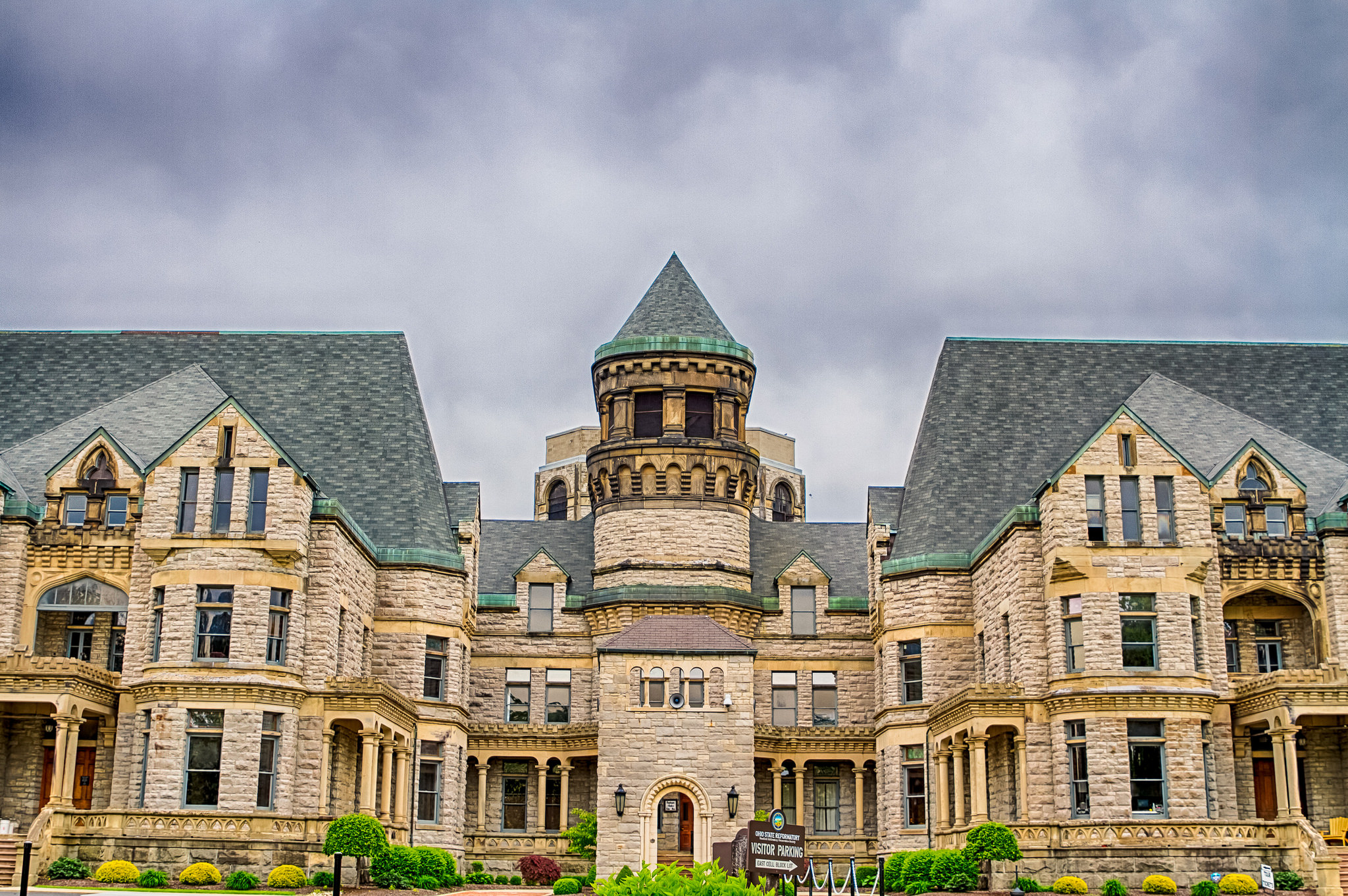 tour the ohio state reformatory in mansfield ohio