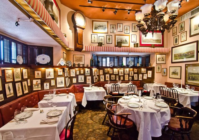10. 1789 Restaurant