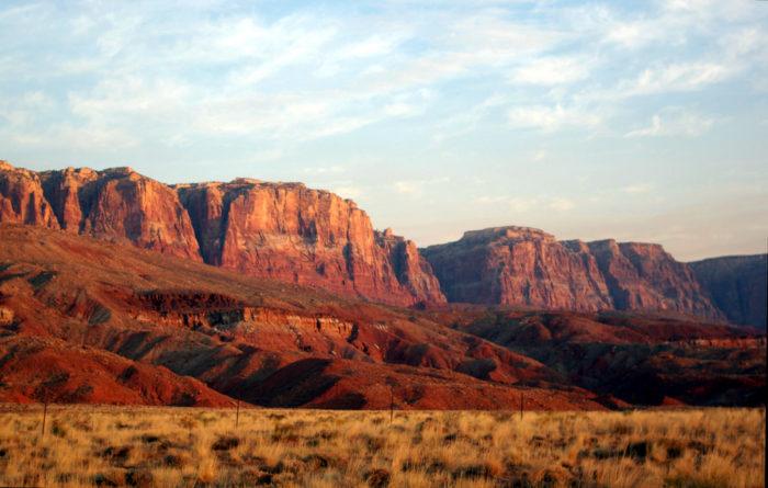 14. Vermilion Cliffs National Monument