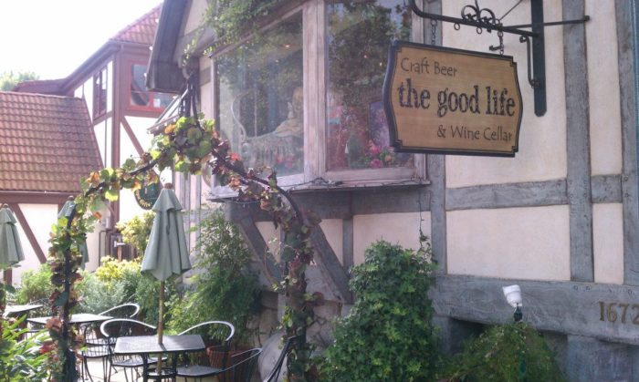 1. The Good Life (1672 Mission Drive)