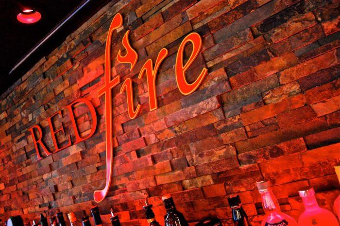 5. Fanciest Burger Joint, Redfire Grill
