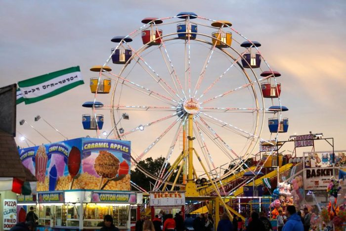 10. Topsfield Fair, Topsfield (Sept. 30-Oct. 10)