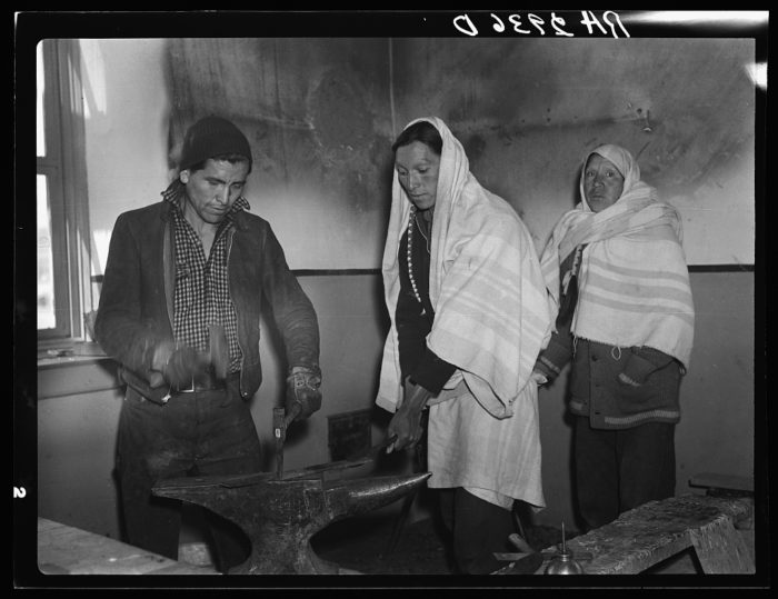 25 Rare Photos Of New Mexico From The Great Depression In