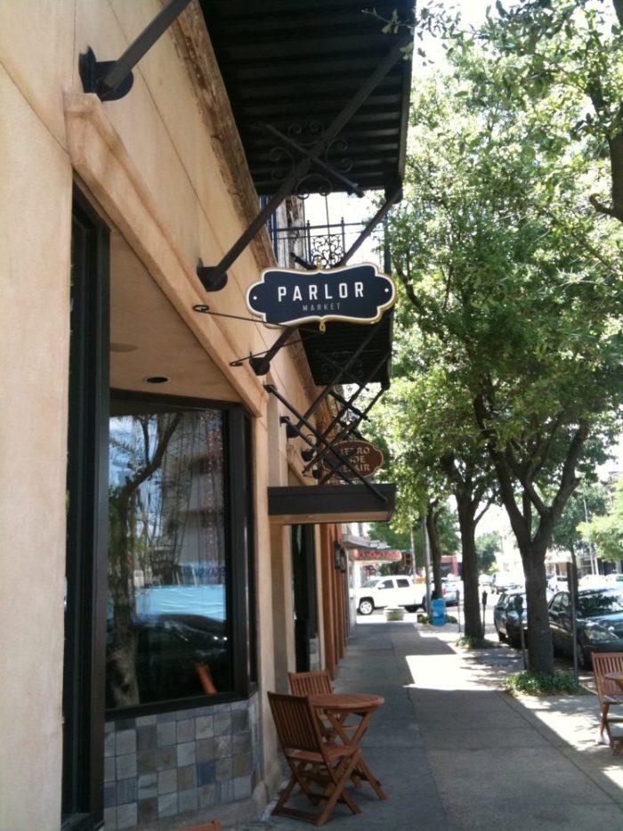 1. Parlor Market (115 W. Capitol St.)