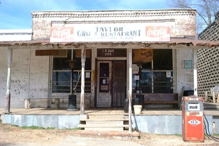 1. Hills Region – Taylor Grocery, Taylor