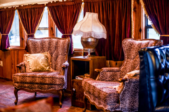 Each room is comfortable and filled with history, charm and modern amenities.