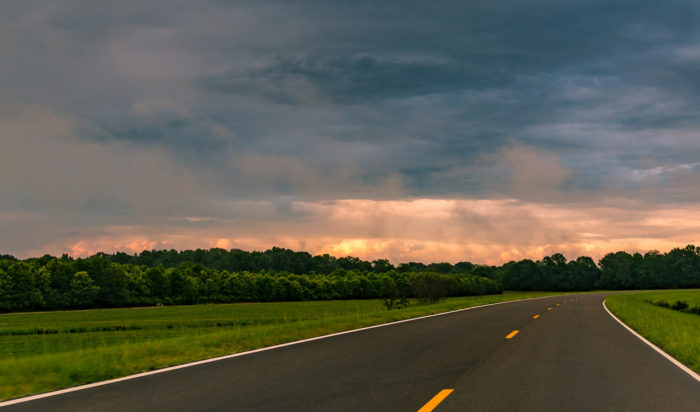 want to go for a relaxing evening drive, the Natchez Trace Parkway is exactly the escape you've been searching for.