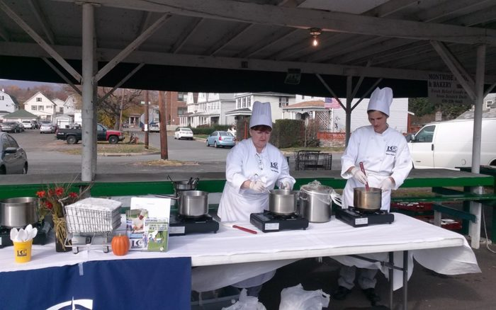 But, the farmers market offers more than fresh products and cookbooks. Events are regularly held and range from cooking demonstrations by local chefs to flu clinics and...