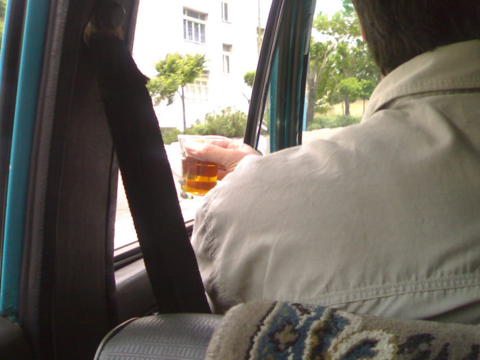 2. Contrary to what you may think, drinking while driving is perfectly legal in the Magnolia State.