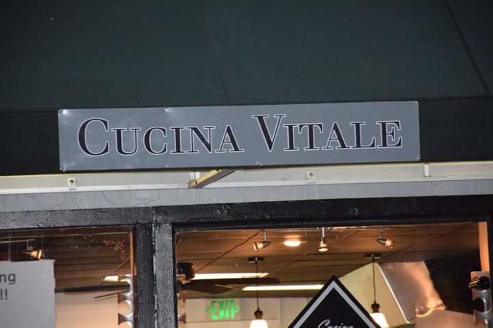 2. Cucina Vitale – 2516 East Carson Street