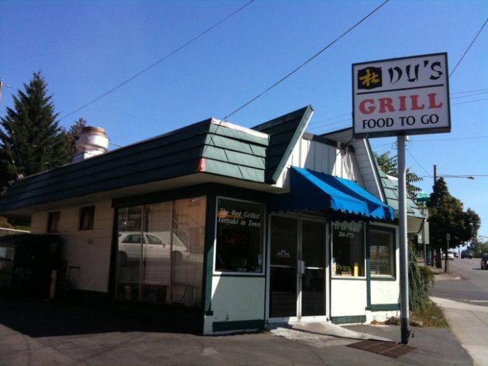 9. Du's Grill, Portland