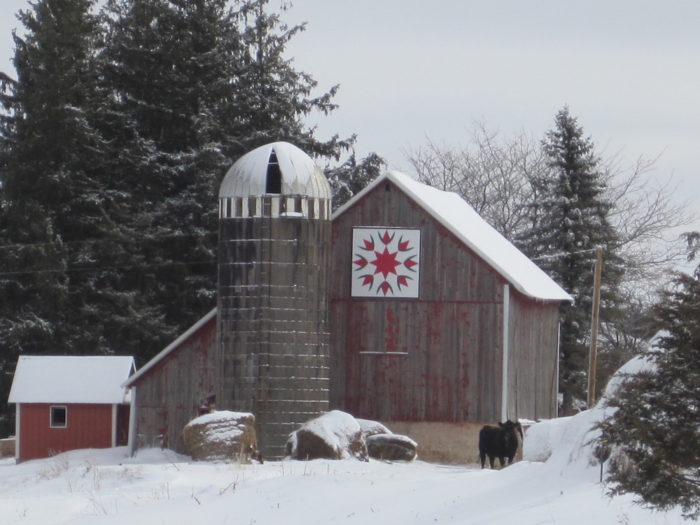 It has since grown into a larger project to highlight the importance of barns, the history of quilting, and the creativity of locals.