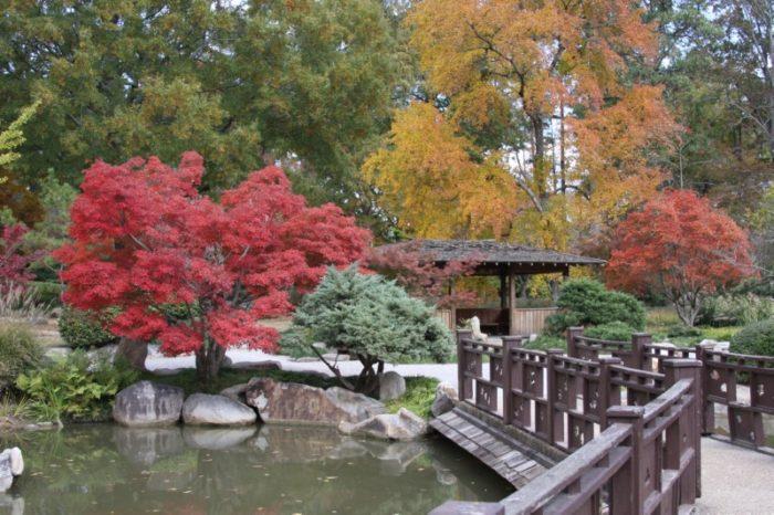 3. Birmingham Botanical Gardens - Birmingham, AL